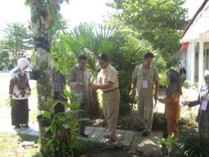Lingkungan sebagai sumber belajar /CTL