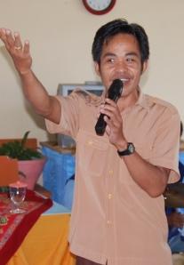 Bp Salim Guru SMA N 1 Jebus Bangka Barat